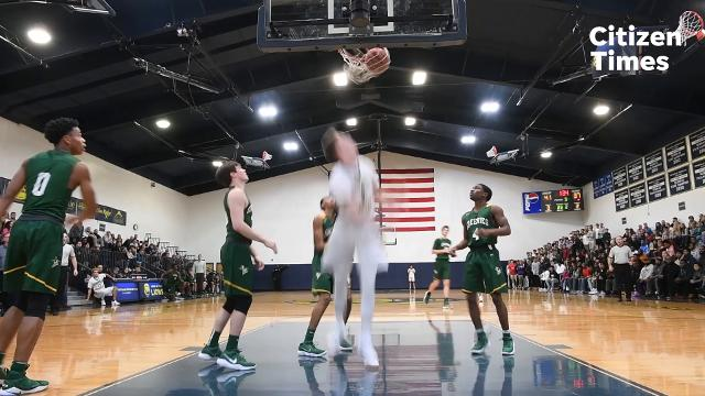 2018 Basketball: Asheville Christian vs. Christ School