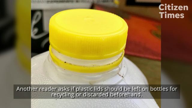 Mission eyeing 'closed loop' system? Plastic bottle lids recyclable?