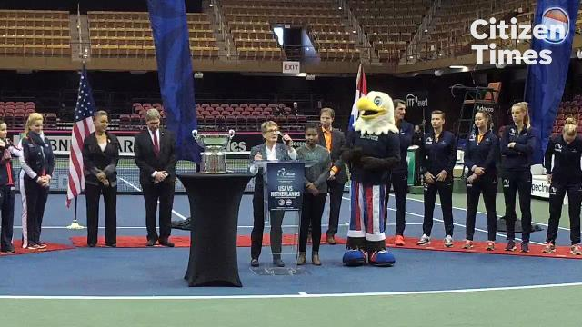 Fed Cup 2018 Draw Ceremony