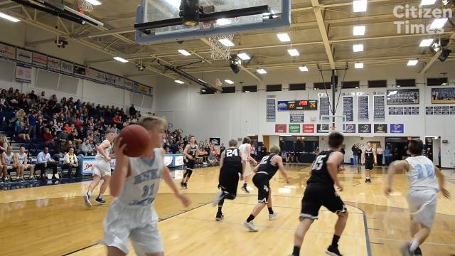 Basketball Video: Enka defeats N Buncombe