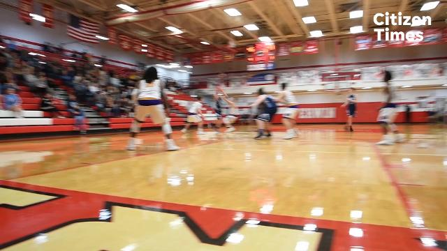 Asheville and Reynolds and Enka and North Henderson competed in WMAC conference tournament games at Erwin high school Monday, February 12, 2018.