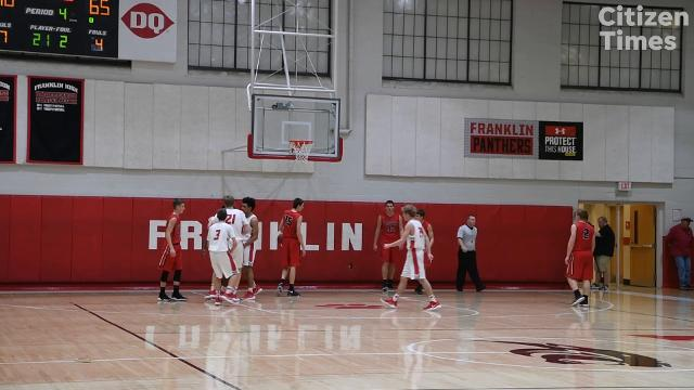 Hendersonville defeated Pisgah 75-60 in Franklin February 15, 2018.
