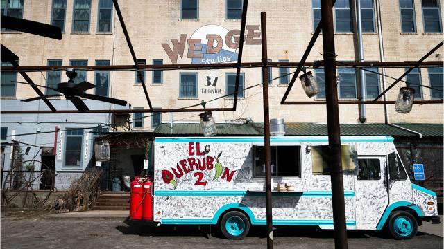 A preview of the El Querubin food truck