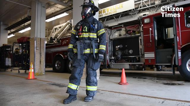 Cancer is now the leading cause of duty-related death for firefighters. The Asheville Fire Department is working to help reduce the risk.