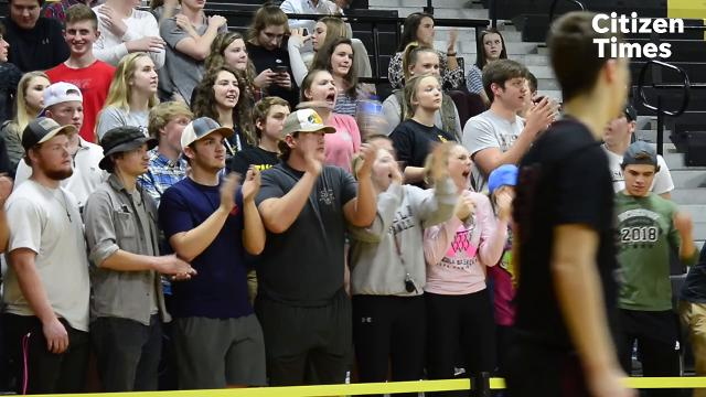 The Tuscola boys and girls basketball teams compete in the first round of playoffs.