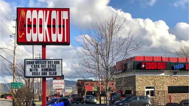 A reader asks what's going in the former Applebee's spot on Hendersonville Road.