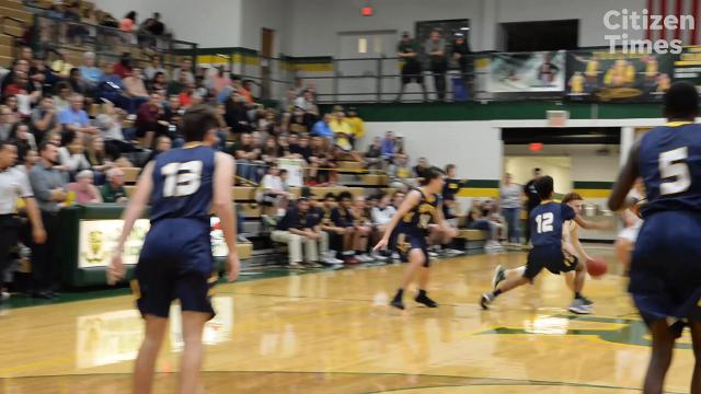 Basketball video 2018: Reynolds vs South Iredell