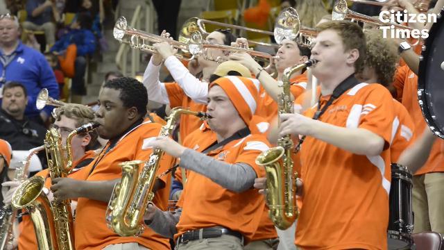 Mercer University's Southern Conference tournament game against Samford University