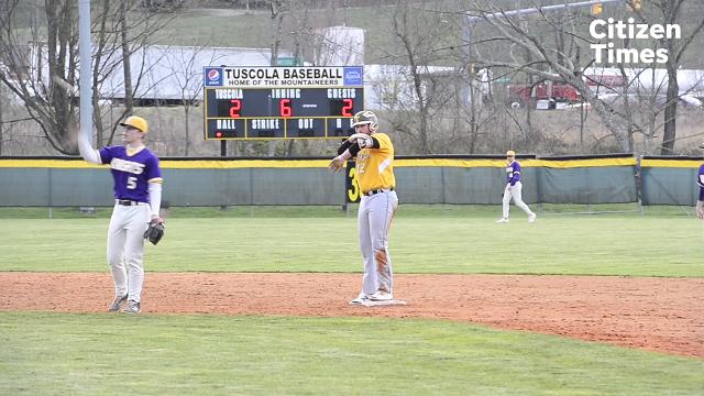 Tuscola's baseball game against North Henderson. North Henderson defeated Tuscola 5-2 in 11 innings.