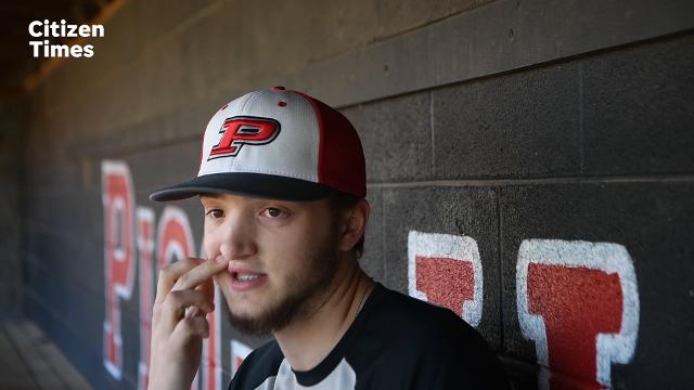 Pisgah senior pitcher Mason Herbert talks about surviving a life-threatening ATV accident as a kid and his love of baseball.
