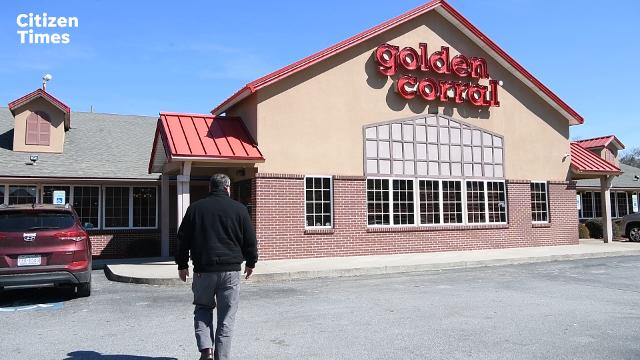 Is Asheville ever getting a Golden Corral?