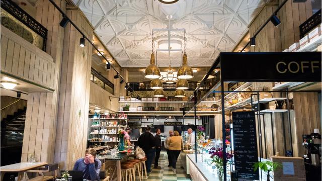 Inside the New S&W Artisanal Eatery