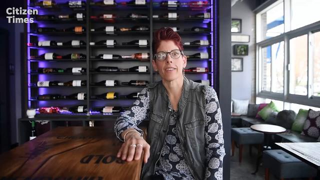 Owner of Rustic Grape Wine Bar talks about their approach to wine in a farm-to-table town.