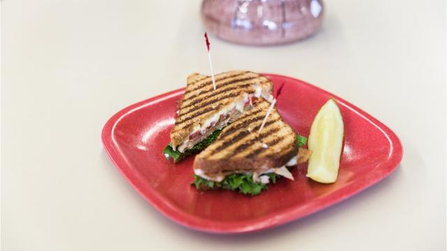 A dining review of the West Village Market & Deli in West Asheville
