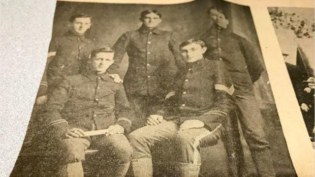 Connection between Asheville and the Spanish-American War?
