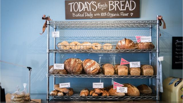 A preview of Hendersonville's Underground Baking Co.