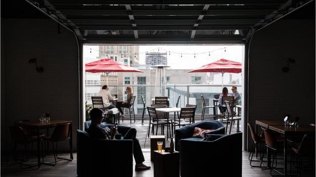 A Preview of Pillar Rooftop Bar