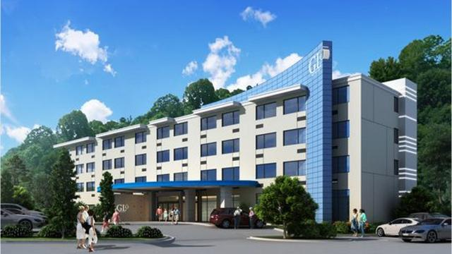 Will the Glo Hotel really glow?