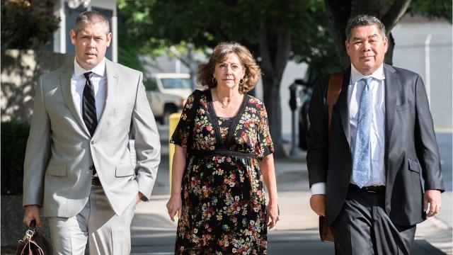 County sues Wanda, Michael Greene