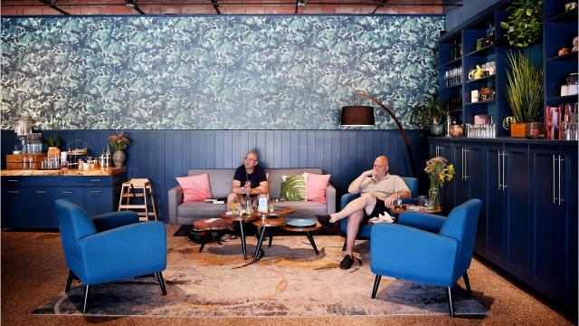 A look at North Asheville's Waterbird