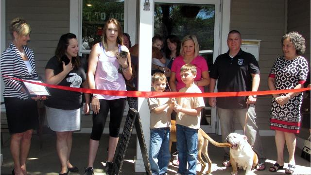 Tanner's P.A.W.S., founded in 2012 to help find homes for rescued dogs, has a new home of its own on Market Street in Corning.