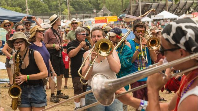 The GrassRoots Festival of Music and Dance is held July 20-23 in Trumansburg. Here are some answers to frequently asked questions.