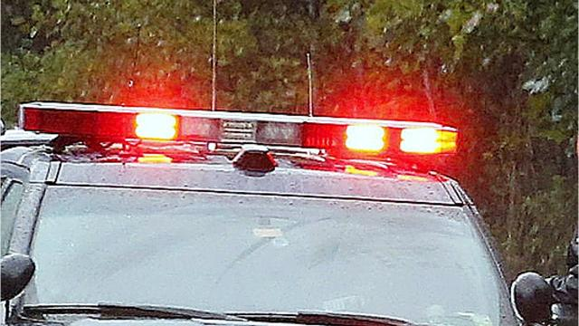 A Hornell woman died in a single-vehicle accident Monday.