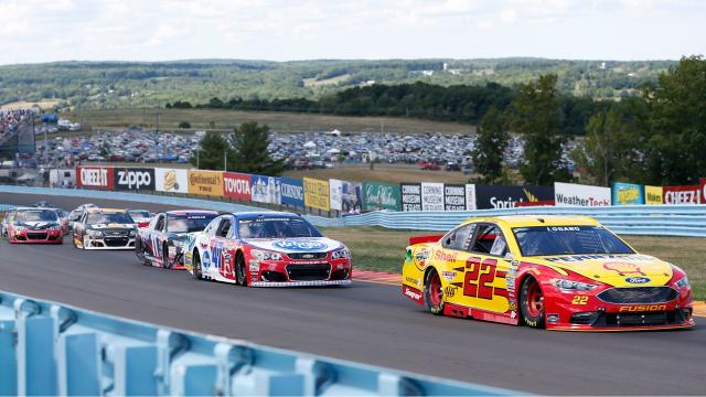 Video: Watkins Glen a hit with fans, drivers