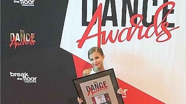 Cameron Voorhees, who took up ballet to combat a birth defect, recently finished in the top five at a competition in Orlando.