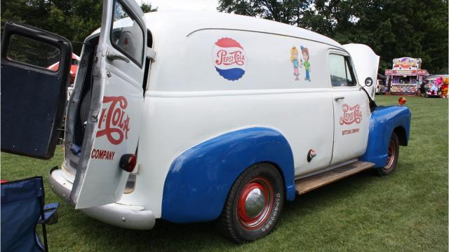 VIDEO: Scenes from the Spiedie Fest car show