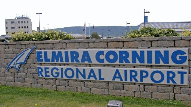 A $58 million renovation project to modernize the terminal at the Elmira Corning Regional Airport is underway.