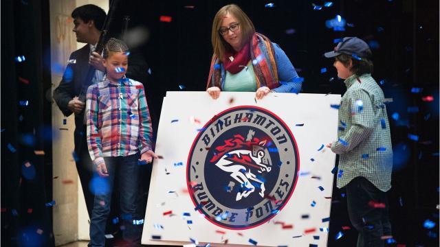 VIDEO: Binghamton Rumble Ponies