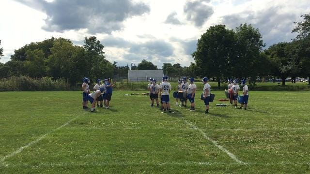 Video: Horseheads football is back