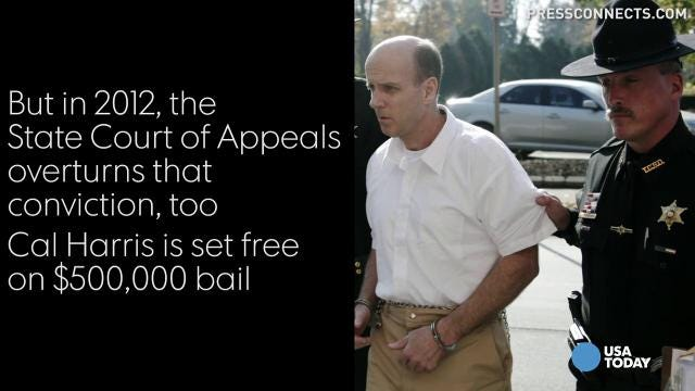 VIDEO: Cal Harris acquittal, A timeline of events