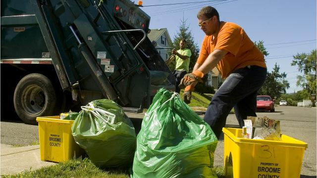 Video: Dos and don'ts of recycling in Broome County