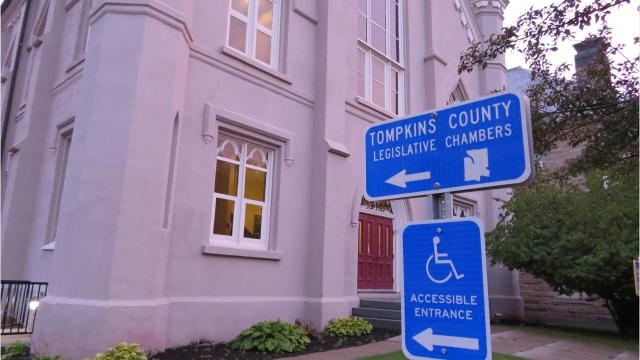 The Tompkins County Department of Administration presented the county legislature a proposed budget on Tuesday. The legislature will continue discussing the budget through October.