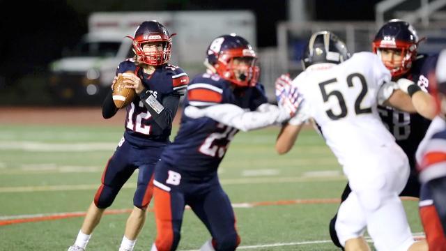 Video: Binghamton football tops Corning