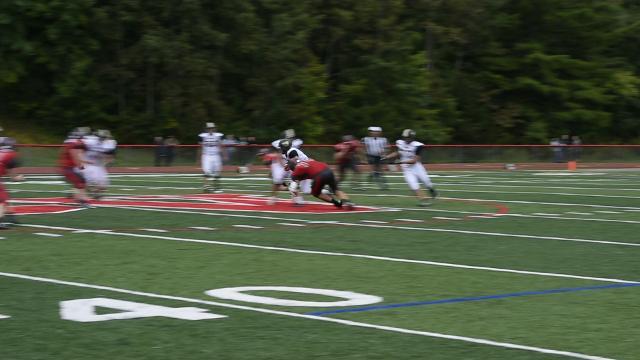 HS Football Video: Windsor QB scramble