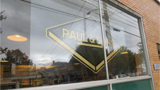 Paul & Sons opened its doors in September.