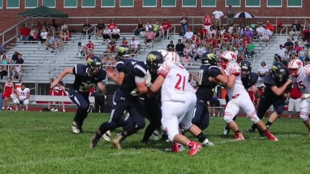 HS Football Video: Waverly at Susquehanna Valley