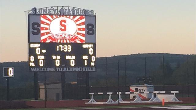 VIDEO: Sidney defeats Harpursville/Afton, 42-19