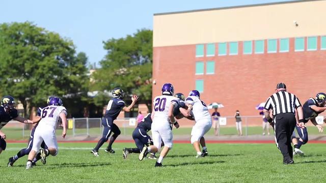 Touchdown Susquehanna Valley: Dan Wager