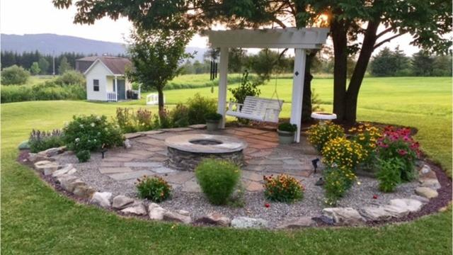 Chuck and Shelley Levchak, of Kirkwood, have built a garden in memory of their son, CJ, who died in 2016.