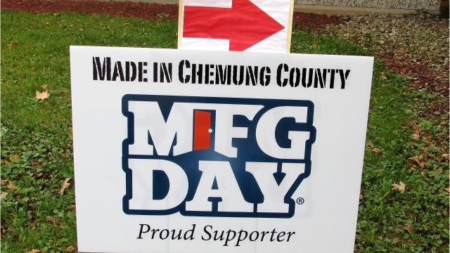 The Chemung County Chamber of Commerce hosted its second Made in Chemung MFG Day on Friday at the Horseheads BOCES campus.