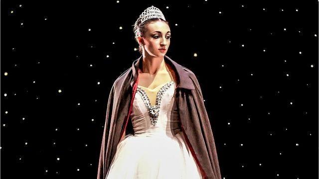 Katia Raj is living her dream as a ballerina who travels the world.