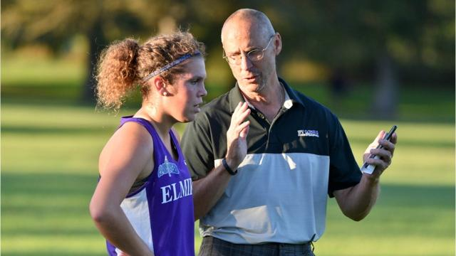 Video: EC cross country hits its stride with Fiorillo