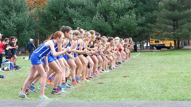 competitive price d55ca 1cce5 Video: Section 4 cross country championships
