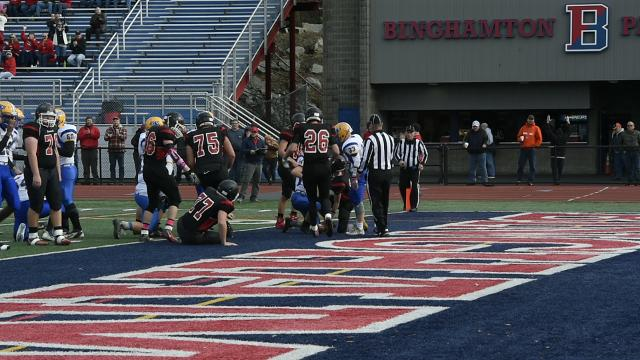 HS Football Video: NV tops Oneonta in sectional final