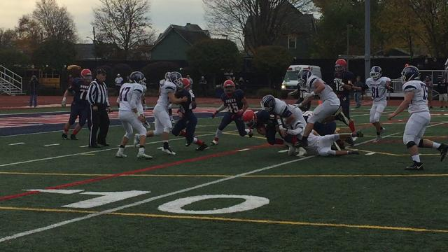 VIDEO: Forks rolls to Class B title
