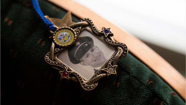 Sgt. Matthew Murphy, 92, of Binghamton, says he's not a hero.
